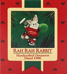 1986 Rah Rah Rabbit