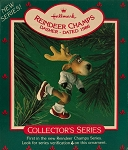 1986  Reindeer Champs #1 - Dasher