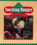1986 Sleepy Bear- Stocking Hanger