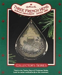 1986 Three French Hens, Twelve Days of Christmas #3