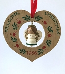 1986 Welcome, Christmas DB