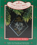 1987 Four Colly Birds, Twelve Days of Christmas #4