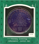 1987 Holiday Greetings