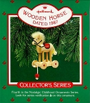 1987 Wooden Horse- Nostalgic Childhood #4