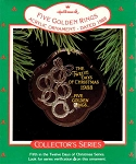 1988 Five Golden Rings, Twelve Days of Christmas #5