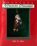 1988 Jolly St. Nick, Miniature