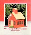 1988 Old-Fashioned Schoolhouse