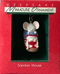 1988 Sneaker Mouse, Miniature