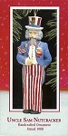 1988 Uncle Sam Nutcracker