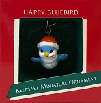 1989 Happy Bluebird, Miniature