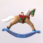 1989 Rocking Horse #2 - Miniature