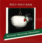 1989 Roly-Poly Ram, Miniature