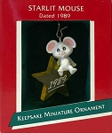 1989 Starlit Mouse, Miniature