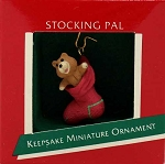1989 Stocking Pal, Miniature