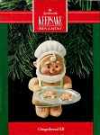 1990 Gingerbread Elf