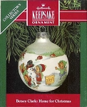 1991 Betsey Clark : Home for Christmas #6