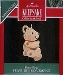 1991 Busy Bear, Miniature