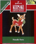 1991 Friendly Fawn, Miniature