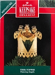 1992 Dancing Angels Tree Topper