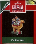 1992 Wee Three Kings, Miniature