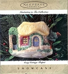 1995 Cozy Cottage Teapot, Invitation to Tea