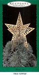 1995 Shining Star, Miniature Tree Topper
