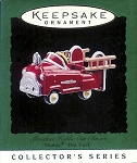 1996 Fire Truck, Miniature Kiddie Car Classics #2