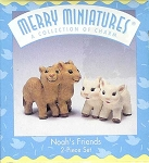1997 Noah's Friends, Merry Miniatures