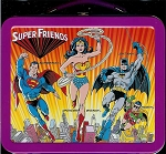 1999 1973 Super Friends Replica Lunchbox