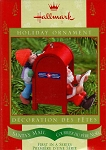 2000 Santa's Mail, Canadian Postal Exclusive #1
