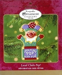 2001 Local Clubs Pop!, Club Ornament