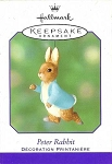 2001 Peter Rabbit Beatrix Potter