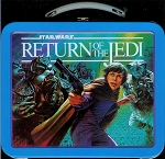 2001 Return of the Jedi Lunchbox Replica, Star Wars
