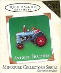 2003 Antique Tractors #7, Miniature, COLORWAY
