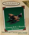 2003 Curtiss R3C-2 Racer, Sky's the Limit Miniature #3, COLORWAY