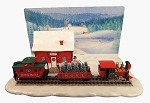 2003 Lionel Holiday Special, Train Display Set, Club - RARE