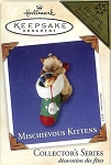 2003 Mischievous Kittens #5, COLORWAY