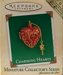 2004 Charming Hearts #2, Miniature, COLORWAY