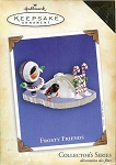 2004 Frosty Friends #25, COLORWAY - Rare