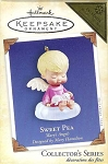 2004 Sweet Pea, Mary's Angels #17, COLORWAY - Rare