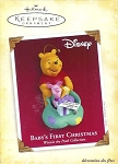 2005 Baby's First Christmas, Winnie the Pooh