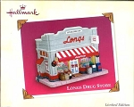 2006 Long's Drug Store, Nostalgic Houses & Shops complement, RARE