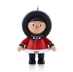 2013 Frosty Friends Mystery Ornament - Queen's Guard