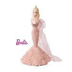 2016 Mermaid Gown Barbie, Club Ornament