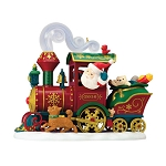 2016 Santa's Christmas Train, Club Ornament