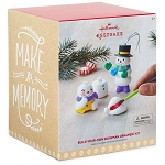 2017 Build -Your-Own Snowman Ornament Kit
