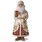 2017 Santa Claus, Club Exclusive Premium Ornament