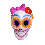 2018 Sugar Skull Gal, Halloween, Miniature