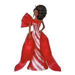 2019 Holiday Barbie Ornament #5 (African-American) - PRE-ORDER NOW - SHIPS AFTER OCT 7