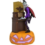 2019 Halloween Dracula on Organ, Monster Mash, Magic Cord